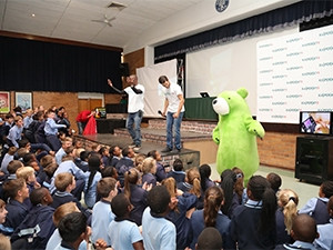 Kaspersky Lab has embarked on interactive cyber security roadshows at selected schools.