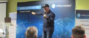 Motivational Speaker, Gavin Sharples