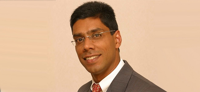 EY financial services Africa director Ashwin Goolab.
