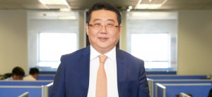 Liu Haishi, Chairman and CEO ZTE South Africa.