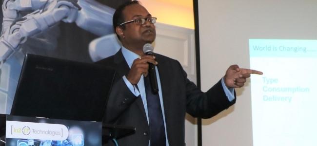 Vishal Barapatre, CTO at In2IT.