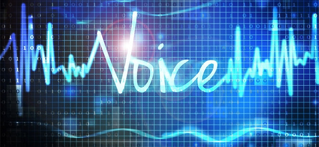 More organisations are using voice biometrics as second or third factor authentication.