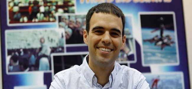 Alon Arvatz, IntSights co-founder and chief product officer.