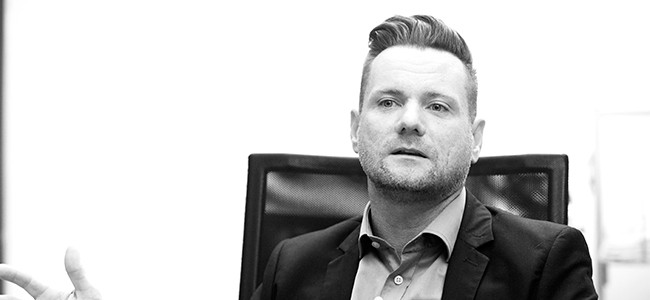 Claude Schuck, Africa regional manager, Veeam