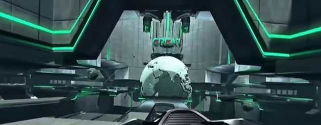 """The """"Enter the HuMachine"""" VR movie is available on Kaspersky's Web site and via YouTube."""