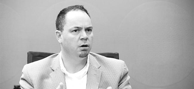 Ian Janse van Rensburg, senior manager, technical presales, VMware