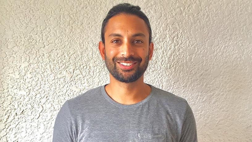 Slide co-founder Irshad Kathrada.
