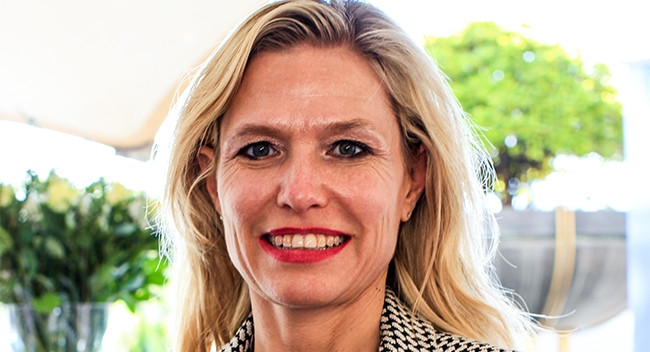 Marianne Van der Pluym, head of the identity, access and security sales team at Micro Focus.
