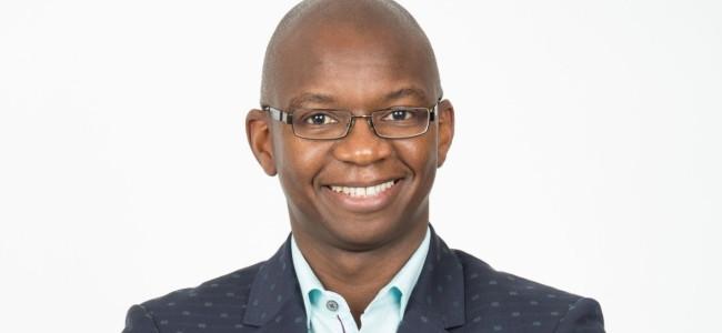 Nyimpini Mabunda, Vodacom chief officer for the consumer business unit.