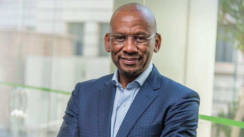 Ansys (now Etion) group CEO Teddy Daka.