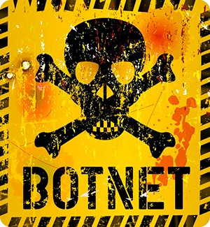 The botnet exploits a combination of vulnerabilities found in various IOT devices.