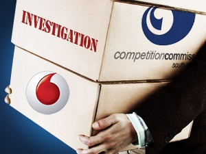 """The CompCom is busy with an """"abuse of dominance investigation"""" into Vodacom."""