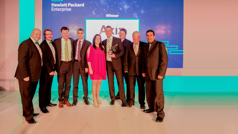 HPE announces Axiz as distributor of the year | ITWeb