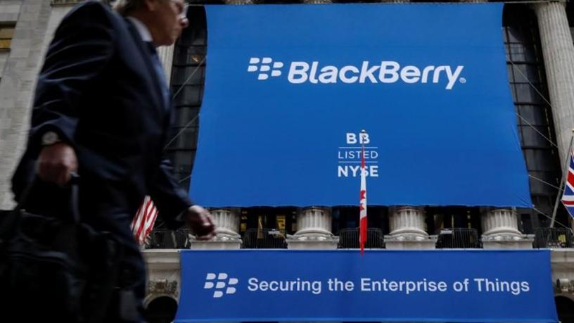 The deal will allow BlackBerry to focus on its core business.