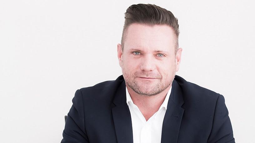 Claude Schuck, Veeam regional manager for Africa.