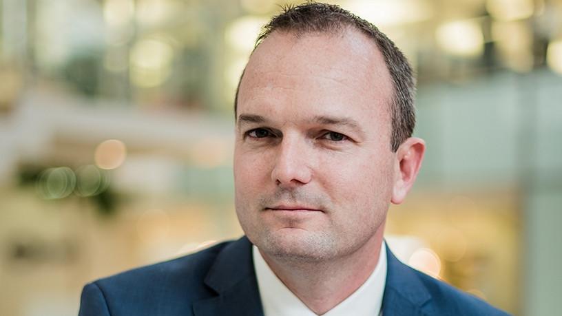 Derek Bose, senior director and applications leader at Oracle.