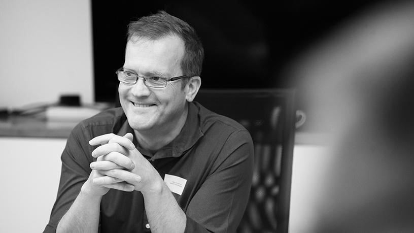 Gary Allemann, MD, Master Data Management.