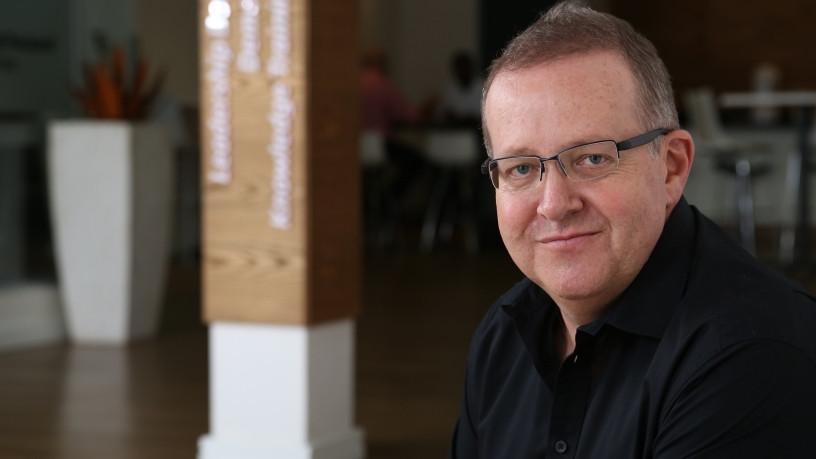 Gary Pickford, CEO of Tarsus Distribution.