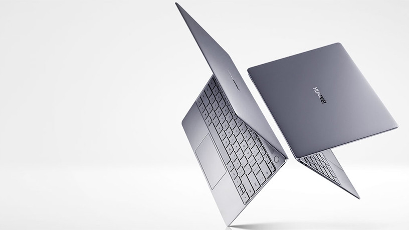 The Huawei MateBook X.