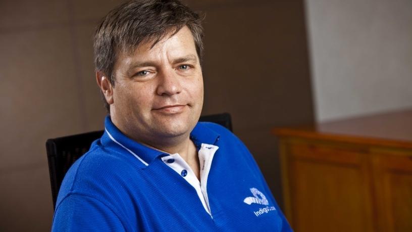 Jaco Viljoen, the principal consultant and head of digital at IndigoCube.