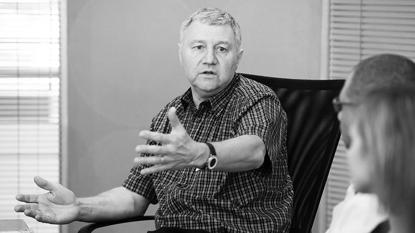 Lieb Liebenberg, CEO, ITSI.