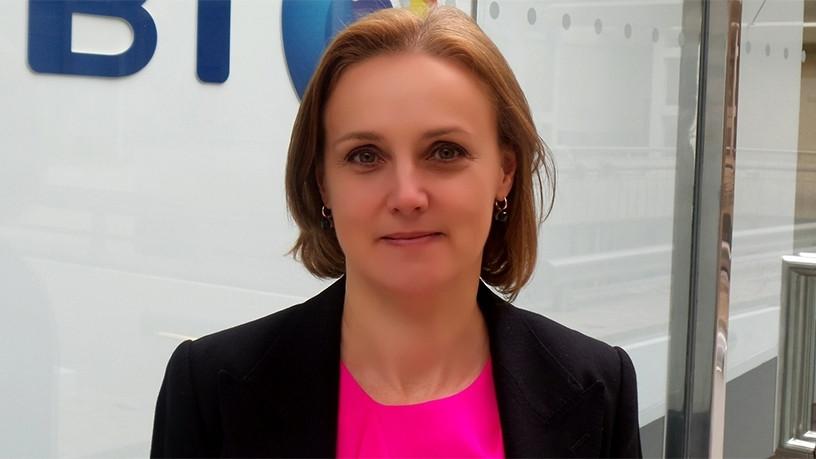 Maria Grazia Pecorari, president, digital, global portfolio and marketing of global services at BT.