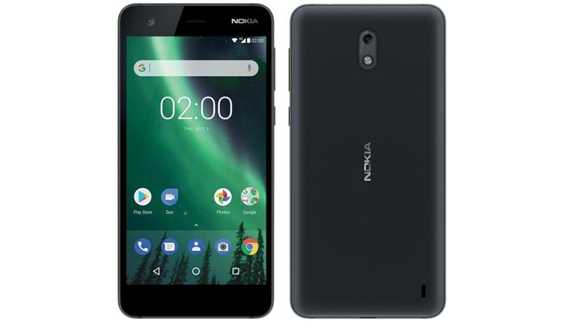The Nokia 2 smartphone.
