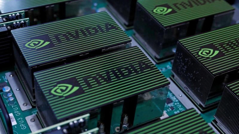 Nvidia has seen explosive growth at its data centres operations.