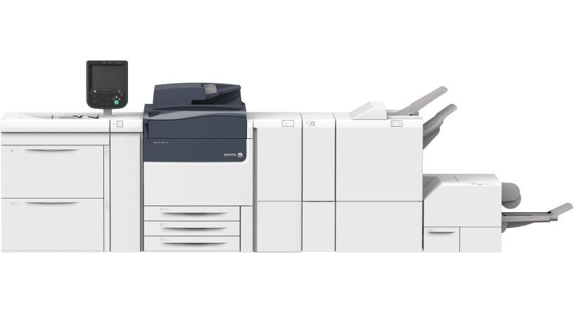 Xerox Versant 180 digital press.