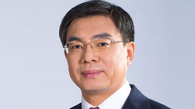 Yan Lida, president of Huawei Enterprise Business Group.