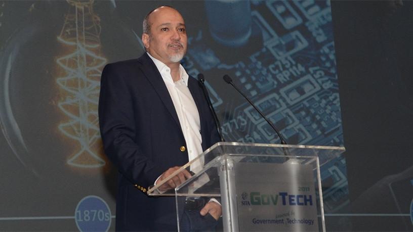 Microsoft SA MD Zoaib Hoosen.
