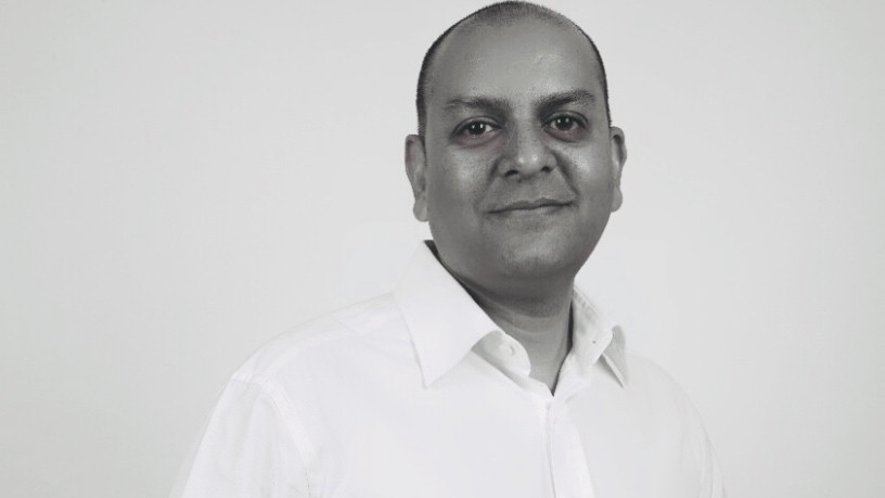 Virtualscape Solutions CEO Ravi Naidoo.