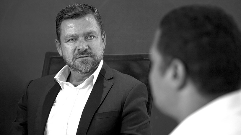 Anton Muller, executive head of Managed Enterprise Mobility Africa, Vodacom.