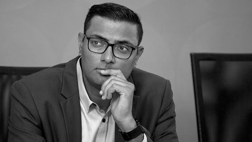 Denarkin Naidoo, ?deal solution & portfolio manager: Collaboration Services, T-Systems.