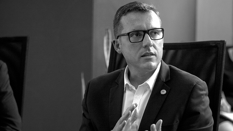 Hannes van der Merwe, commercial manager, Itec