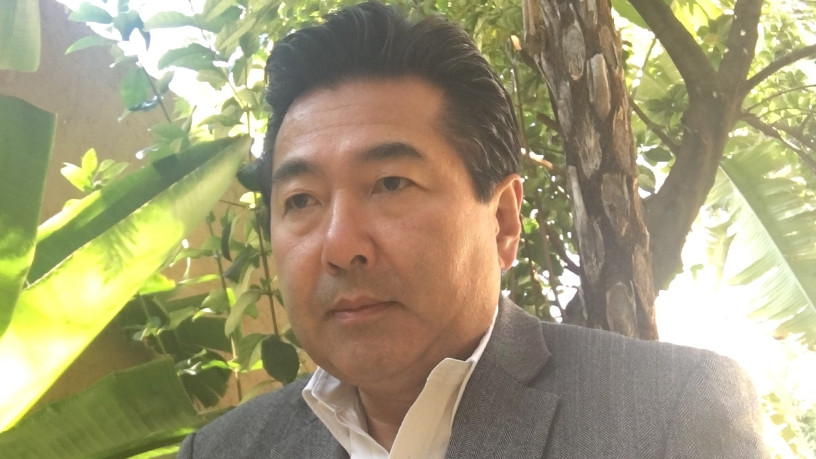 Hidetoshi Kaneko, Panasonic MD for South Africa