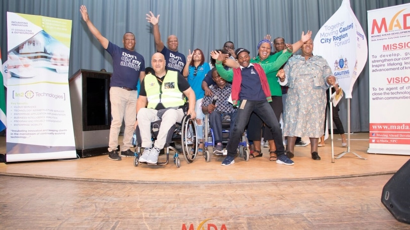 In2IT Technologies celebrates International Disability Day.