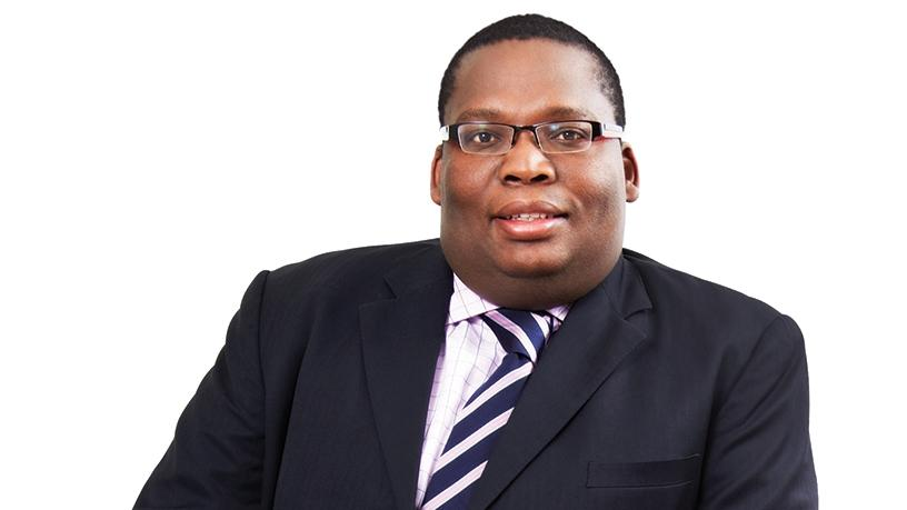 Isaac Mophatlane, co-founder and director of the Randvest Group.
