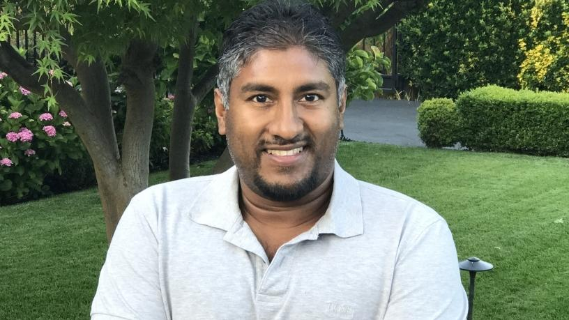 Vinny Lingham, Civic CEO and BnkToTheFuture advisor.