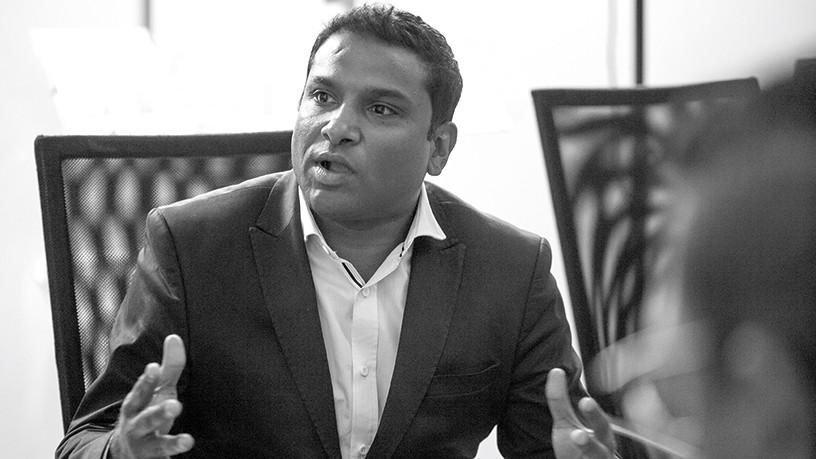 Vino Govender, executive: product innovation and marketing, DFA.