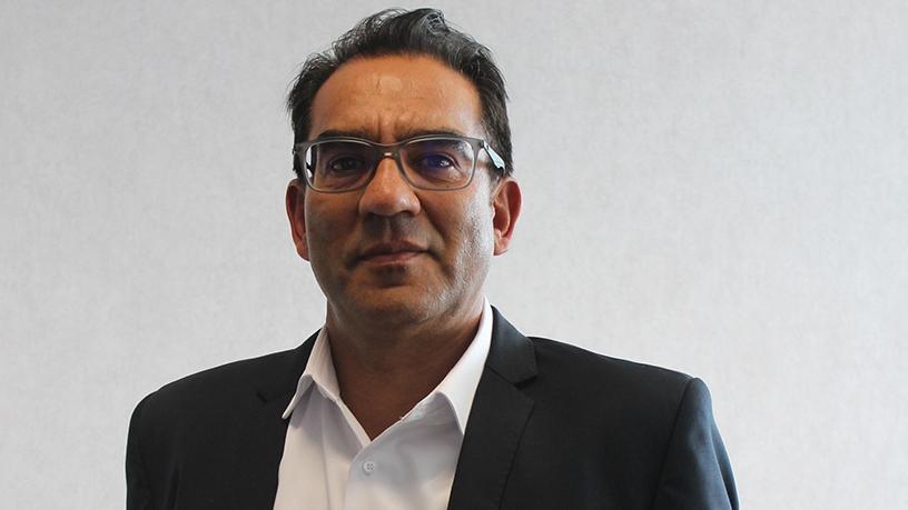 EOH group CEO Zunaid Mayet.
