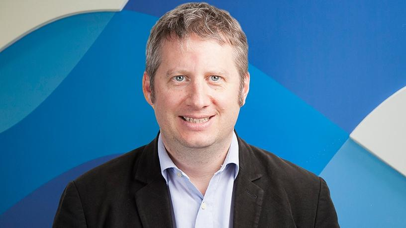 Ben Roberts, chief technical and innovation officer for Liquid Telecom.