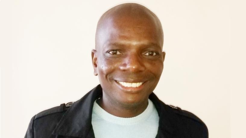 Edward Ngubane, head of business analysis for DVT Gauteng, Business Enablement Division.
