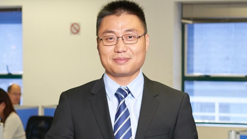 Fu Zhen, CTO ZTE South Africa.