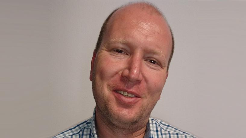 Gerhard Fourie, channel manager at Commvault SA.