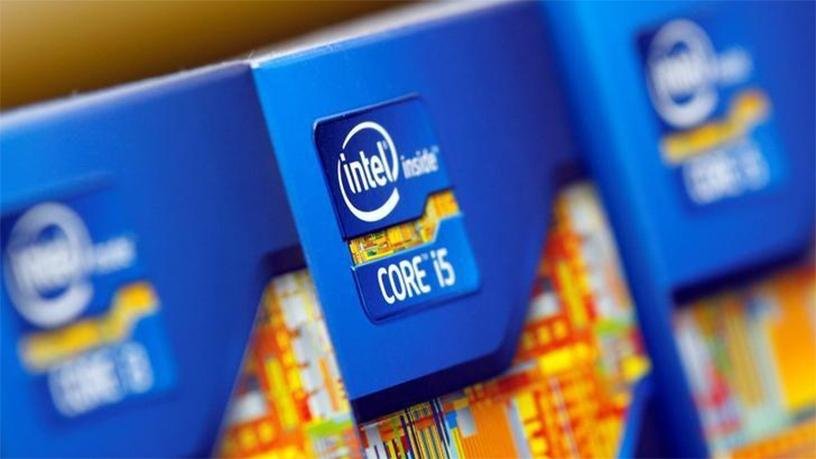 Intel chips back 98% of data centre operations.