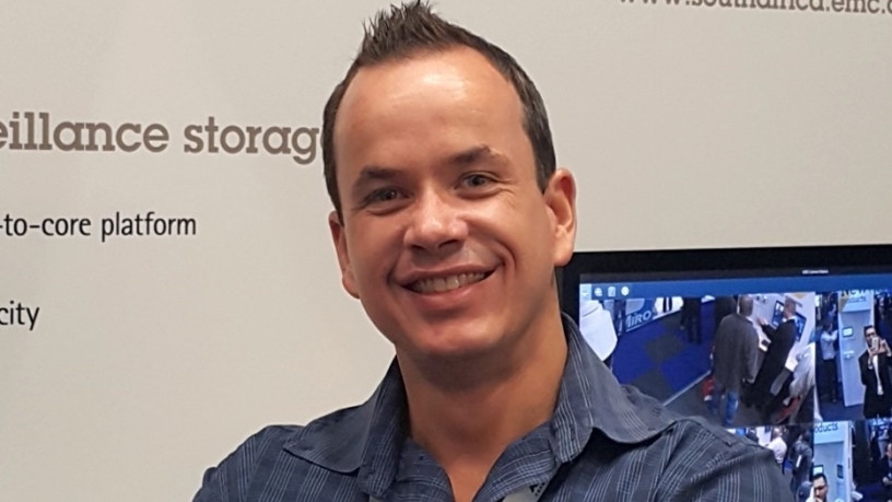 Justin Ludik, Business Development Manager for Southern Africa.