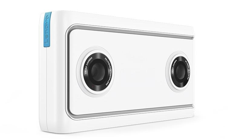 Lenovo Mirage camera.