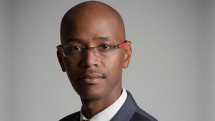 Adapt IT CEO, Sbu Shabalala.