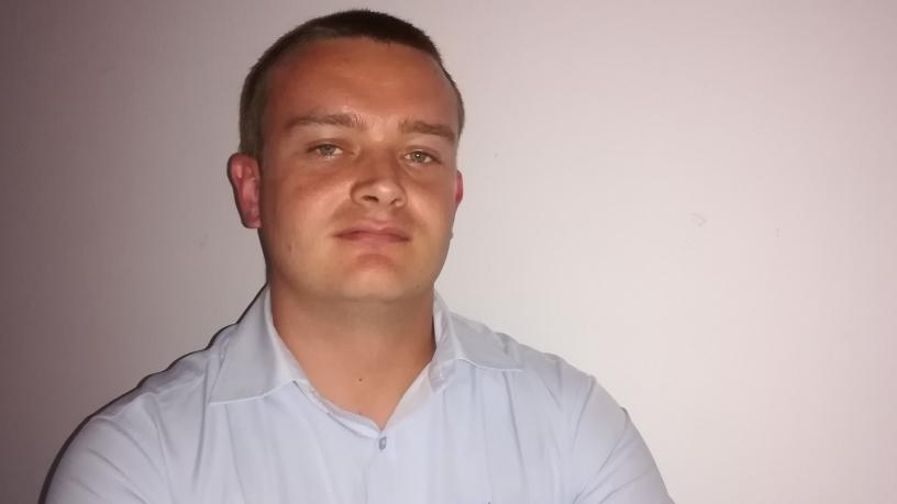 Shaun de Lange, IT support and security technician at Elvey Security Technologies.